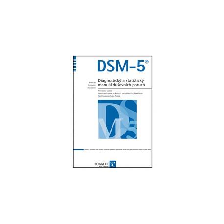 DSM-5 - Diagnostický a štatistický manuál duševných porúch
