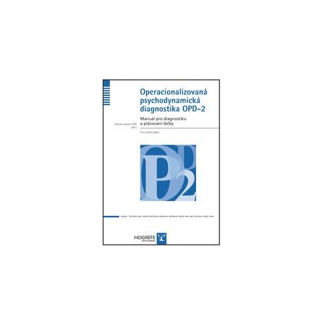 Operacionalizovaná psychodynamická diagnostika OPD-2