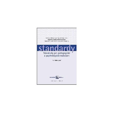 Štandardy pre pedagogické a psychologické testovanie (APA)