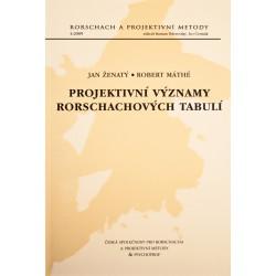 Projektivní významy Rorschachových tabulí