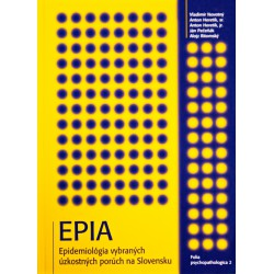 EPIA - epidemiológia úzkostných porúch