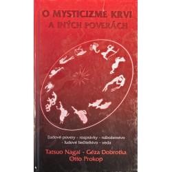 O mysticizme krvi a iných poverách