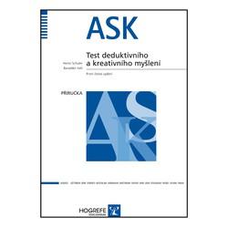 ASK: Test deduktívneho a kreatívneho myslenia