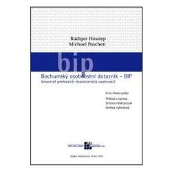 BIP SK: Bochumský inventár profesijných charakteristík osobnosti