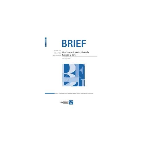 BRIEF – Škála hodnotenia exekutívnych funkcií u detí