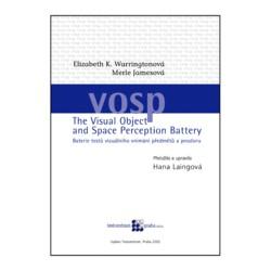 VOSP: Batéria testov vizuálneho vnímania predmetov a priestoru)