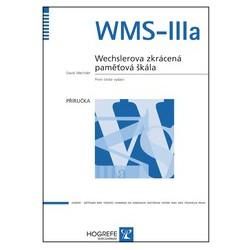 WMS–IIIa: Wechslerova skrátená pamäťová škála