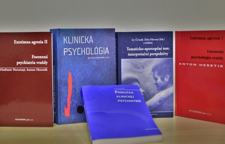 Knihy Psychoprof