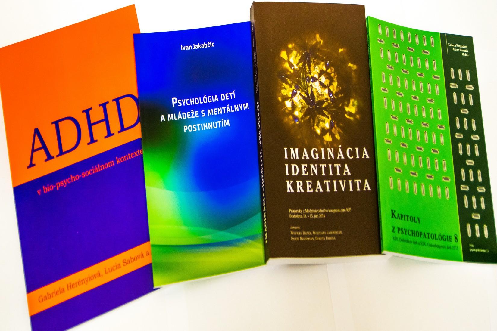 Knihy Psychoprof 2