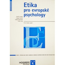 Etika pre európskych psychológov
