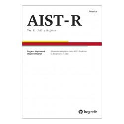 AIST-R (SK) Test štruktúry záujmov - Orientačná metodika pre voľbu povolania