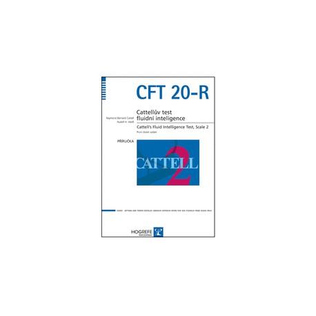 CFT 20-R - Cattellov test fluidnej inteligencie
