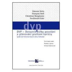 DVP - Dotazník voľby povolania a plánovania profesnej kariéry