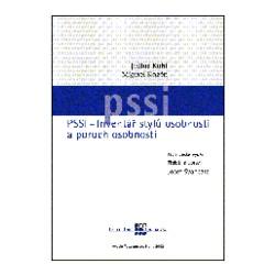 PSSI - Inventár štýlov osobnosti a porúch osobnosti