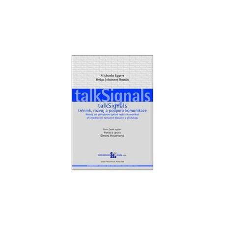 talkSignals: tréning, rozvoj, podpora a povzbudenie komunikácie