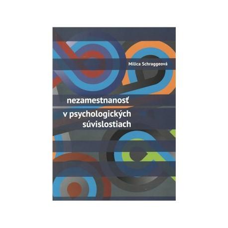 Nezamestnanosť v psychologických súvislostiach