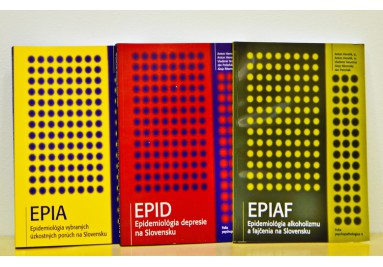 EPIDEMIOLÓGIE - EPIA EPIAF EPID